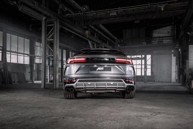 ABT se atreve con el Lamborghini Urus y le extrae 710 CV