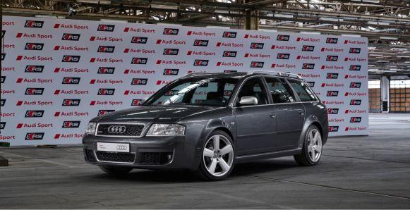 Audi celebra el 25 aniversario de sus modelos RS: Todo comenzó con el RS2