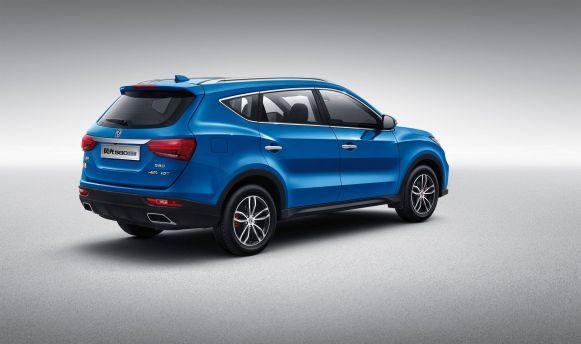 DFSK 580: Un SUV chino de siete plazas que podrás comprar próximamente en España