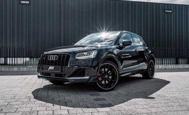 El Audi SQ2 de ABT llega a los 350 CV y 440 Nm de par: Difícil resistirse a él