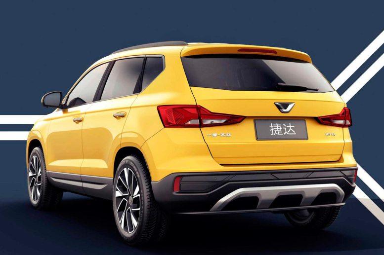 Jetta VS5: El Ateca chino que fabrica Volkswagen cuesta 11.700 euros