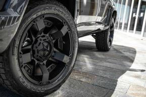 El Jeep Renegade se vuelve más lujoso tras pasar por las manos de Militem Hero