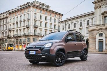 Fiat Panda Trussardi: El Panda más lujoso llega desde 11.500 euros