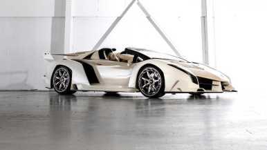 El Lamborghini más caro de la historia se ha subastado por 7.6 millones de euros... y procede de una incautación