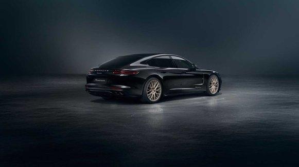 Porsche Panamera 10 Years Edition: ¡Feliz aniversario!