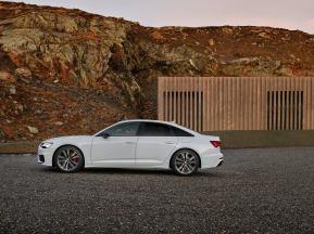 Audi A6 55 TFSIe quattro: 367 CV para esta variante híbrida y enchufable