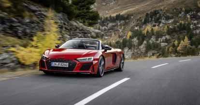Audi R8 V10 RWD: 540 CV y propulsión trasera para el R8 más barato