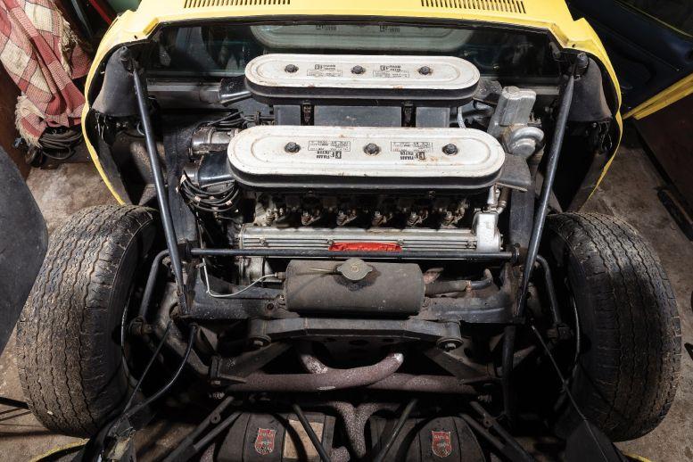 Este Lamborghini Miura P400 S de 1969 encontrado en un cobertizo se ha vendido por más de 1,45 millones de euros