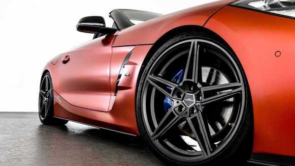 AC Schnitzer lleva el BMW Z4 M40i hasta los 400 CV