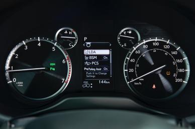 El Lexus GX Overland Concept es perfecto para pernoctar en él