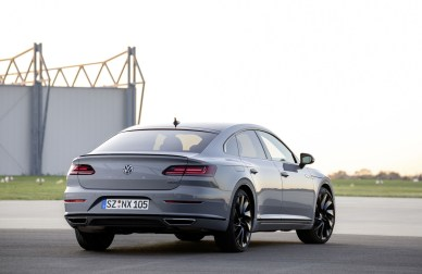 El Volkswagen Arteon recibe la serie deportiva R-Line Edition