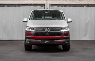 La Volkswagen Multivan 6.1 pasa por el rodillo de ABT Sportline