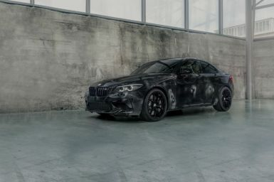 BMW M2 By Futura 2000: Arte contemporáneo sobre el M2
