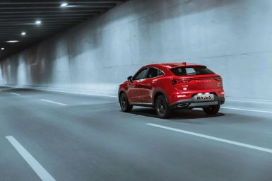 DFSK IX5: El SUV Coupé chino llega a España por menos de 30.000 euros y etiqueta ECO