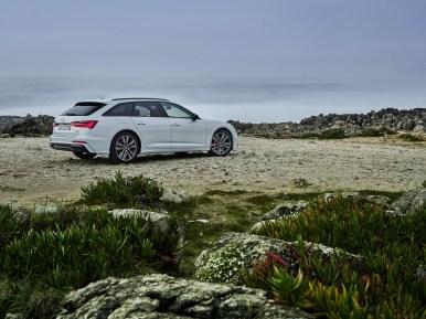 Audi A6 Avant TFSIe quattro: El familiar se vuelve híbrido y enchufable