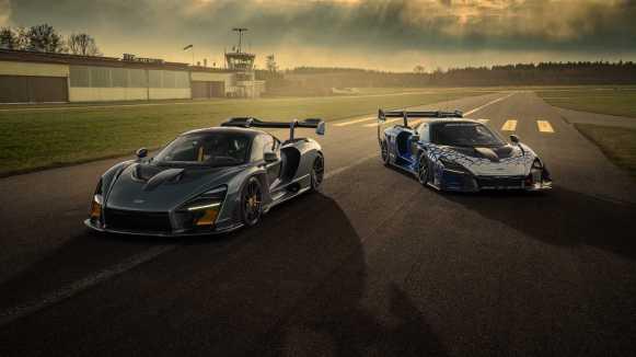 ¡Increíble! El McLaren Senna más potente de Novitec tiene 902 CV de potencia