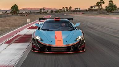 Lanzante McLaren P1 GTR-18: 6 ejemplares de un P1 GT-R homologado para calle