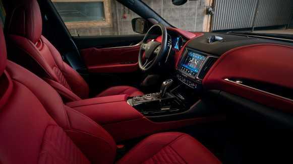Maserati Levante Trofeo by Novitec: Hasta 624 CV de potencia