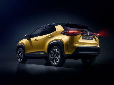 Toyota Yaris Cross Hybrid 2020: El mini-SUV híbrido ya es oficial