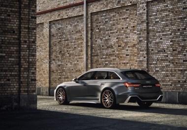 El Audi RS6 Avant de Wheelsandmore es más potente que el Bugatti Veyron