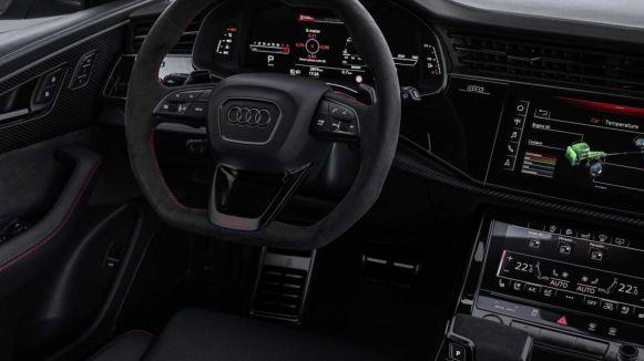 El Audi RS Q8 de Manhart llega hasta los 898 CV y 1.080 Nm de par: Necesitarás 280.000 euros