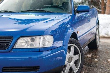 El Audi S6 Plus que Audi regaló al periódico 'El Mundo' sale a subasta