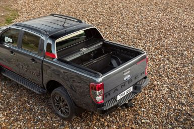Ford Ranger Thunder: Serie limitada a 4.500 unidades para Europa