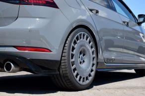 El Volkswagen Golf GTI TCR llega hasta los 335 CV