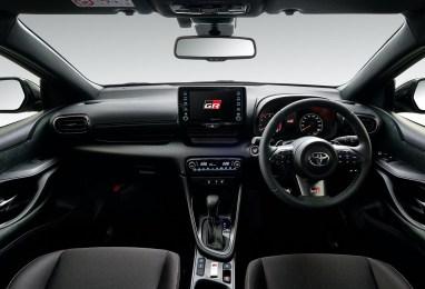 Toyota GR Yaris RS: Ya es una realidad, pero no lo verás fuera de Japón