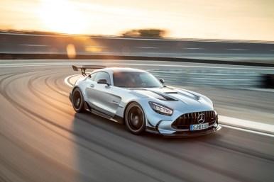El Mercedes-AMG GT Black Series hace aparición con 730 CV