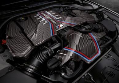 Nuevas piezas de alto rendimiento M Performance para los Serie 5, M5 y M5 Competition