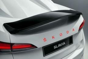 Skoda Slavia: el Scala se vuelve descapotable, pero sólo de forma conceptual