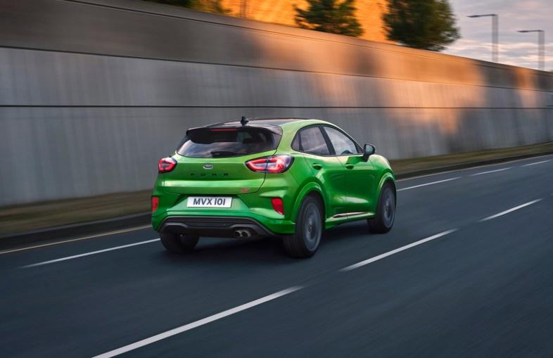 El Ford Puma ST es oficial: 1.5 litros, tres cilindros y 200 CV