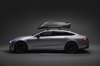 Viajar ahora es más fácil gracias al cofre de techo de AMG