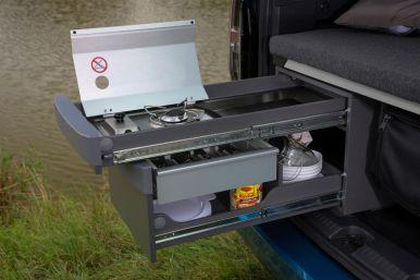 Volkswagen Caddy California: Una mini California para los que buscan un vehículo camper más compacto
