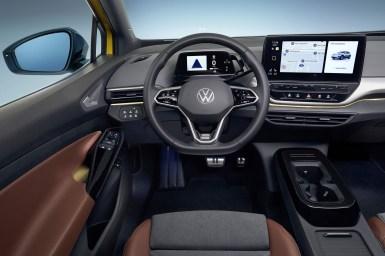 Volkswagen ID.4 2021: Así es el primer SUV eléctrico de VW, con hasta 520 kilómetros de autonomía