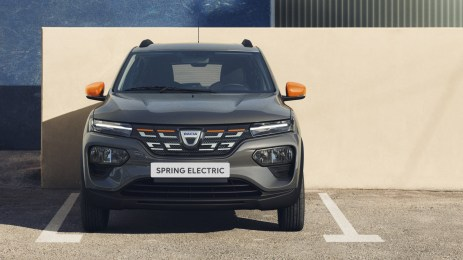 Así es el Dacia Spring: El eléctrico que rondaría los 15.000 euros con 225 kilómetros de autonomía y 44 CV