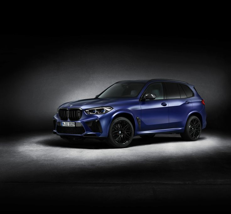 Las versiones First Edition llegan a los BMW X5 M y X6 M Competition