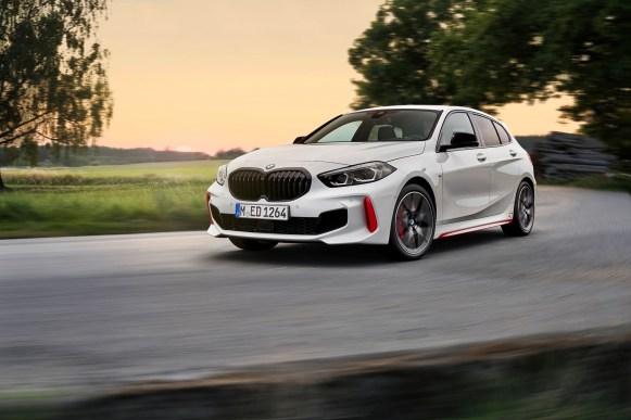 Oficial: Llega el BMW 128ti de 265 CV y tracción delantera