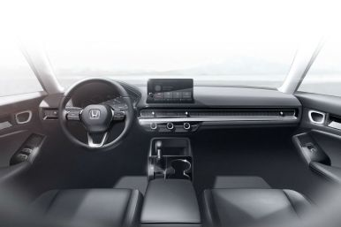 Honda Civic Concept 2021: El anticipo de la nueva generación