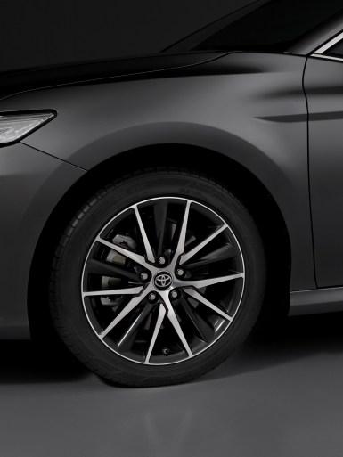 Toyota Camry híbrido 2021: Pequeña actualización para el mercado europeo
