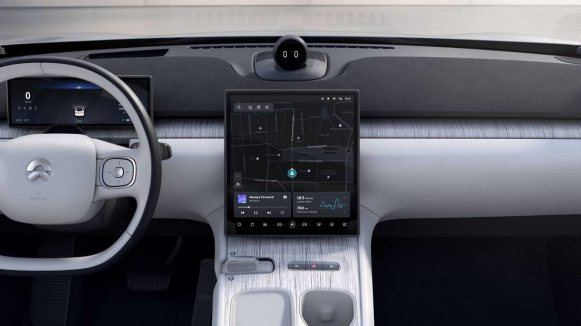El NIO ET7 es oficial: ¡1.000 kilómetros de autonomía eléctrica!