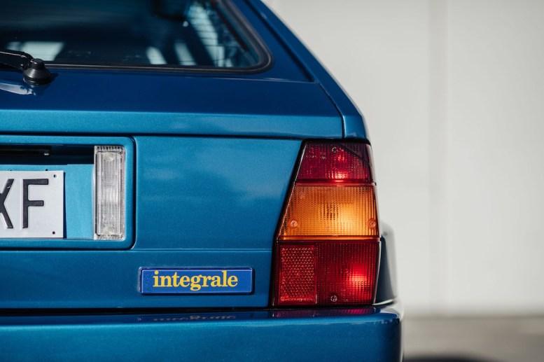 Este Lancia Delta HF Integrale Evoluzione II 'Blue Lagos' busca un nuevo hogar