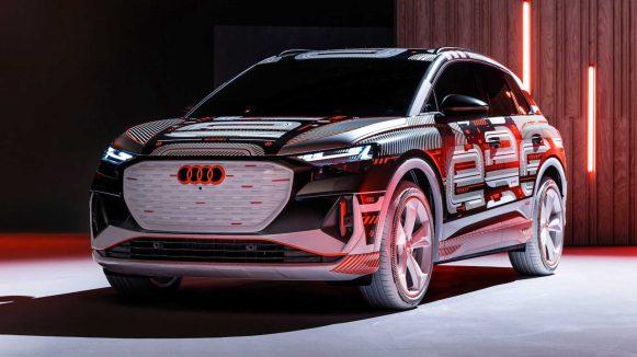 El Audi Q4 e-tron 2021 nos muestra su interior