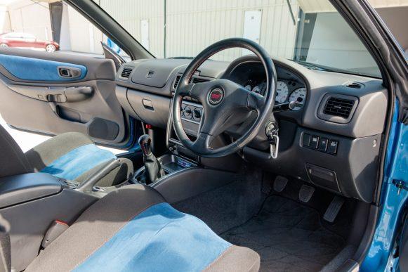 Ahora puedes hacerte con una de las 424 unidades del Subaru Impreza 22B STi