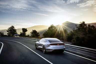 Audi A6 e-tron Concept: Una ventana al futuro eléctrico
