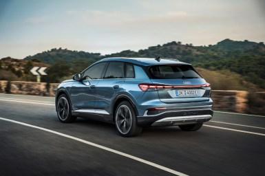 Audi Q4 e-tron 2021: La gama eléctrica de Audi continúa creciendo