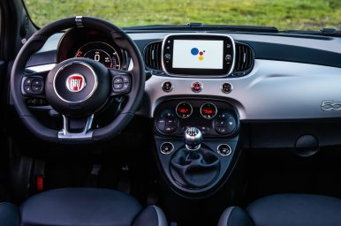 Fiat 500 Hey Google: Más integración con el Asistente de Google