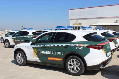 62 unidades más del Alfa Stelvio Q4 de 200 CV para la Guardia Civil