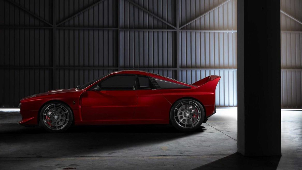 Kimera EVO37: Vuelve el Lancia 037